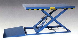 Low Closed lift tables